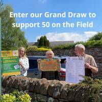 Grand Draw unveiled - over £5,000 in prizes