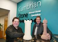 A stone face as new principal partner for Penrith Show is revealed
